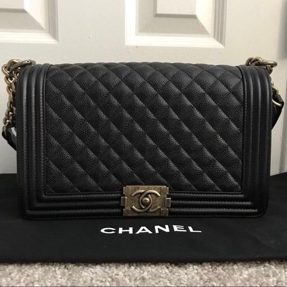 c78953277f34 CHANEL Handbags - 🚨PRICE REDUCED🚨CHANEL New Medium Boy Bag